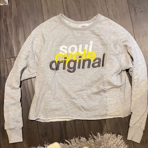 SoulCycle Crewneck sweater